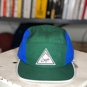Other - DQM 5-panel hat Camper hat